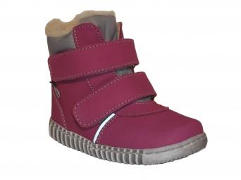 Zvětšit Bosé Pegresky - 1706 růžová, zimní obuv, 01