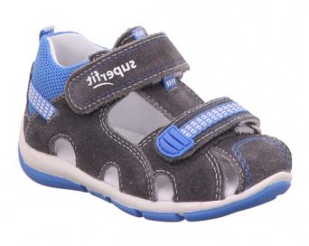 Zvětšit Superfit 1-600140-2500, 01 dětská letní obuv