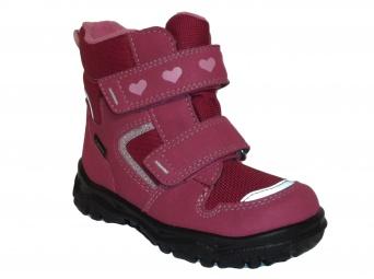 Zvětšit Superfit 3-09045-50, 02 dívčí zimní obuv