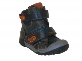 Zvětšit Kornecki 4563 GRANAT, chlapecká zimní obuv