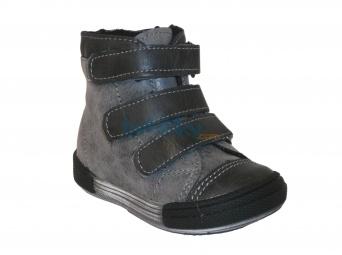Zvětšit Kornecki 4792 GRAFIT, chlapecká zimní obuv