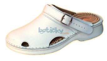 Zvětšit Jokker 05-512/P BÍLÁ, pánská zdravotní obuv