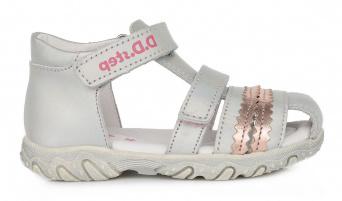 Zvětšit D.D.STEP - AC625-716 Grey, letní boty
