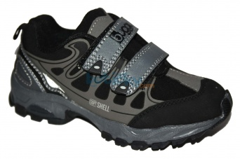 Zvětšit Bugga - B00119-09, softshellová obuv