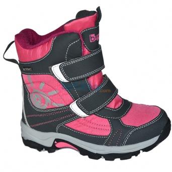 Zvětšit Bugga B00128-03, zimní obuv s membránou