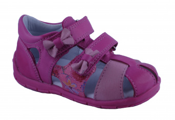 Zvětšit Froddo G2150104 fuxia, 01 dětská letní obuv