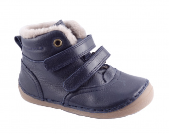 Zvětšit Froddo G2110078 dark blue, 00 dětská vyteplená obuv
