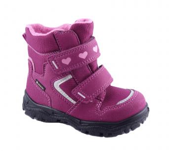 Zvětšit Superfit 5-09045-50, 02 dívčí zimní obuv