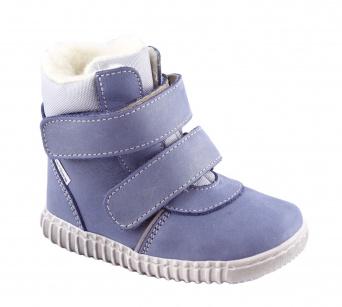Zvětšit Bosé Pegresky - 1706 modré, zimní obuv, 01