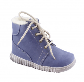 Zvětšit Bosé Pegresky - 1705 modrá, zimní obuv