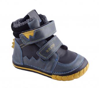 Zvětšit D.D.Step - 029-307 B grey, chlapecká zimní obuv