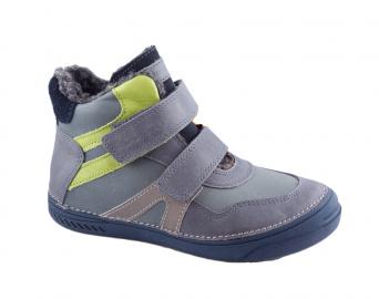 Zvětšit D.D.Step - 040-444BL grey, chlapecká zimní obuv