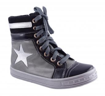 Zvětšit Kornecki 4825 POPIEL, dívčí zimní obuv