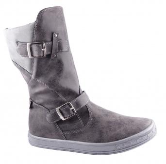 Zvětšit Kornecki 4827 GRAFIT, dívčí zimní obuv