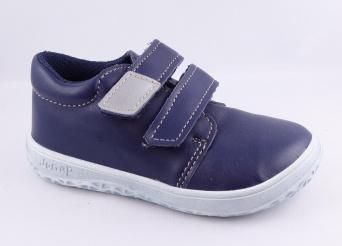 Zvětšit Jonap J-B1/M/V modrá, 00 celoroční obuv BAREFOOT