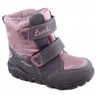 Zvětšit Lurchi dětské zimní boty 33-33011-49 Kina-SympaTex,
