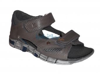 Zvětšit Kornecki 3988 POPIEL, dětské letní sandály