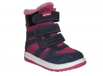 Zvětšit Protetika - Ebony fuxia, dívčí zimní obuv
