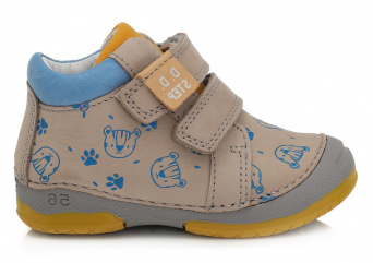 Zvětšit D.D.Step - 038-361B grey, celoroční obuv