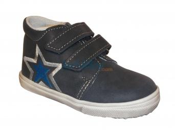 Zvětšit Jonap J022/M/V hvězda modrá/šedá, 00 dětská celoroční obuv