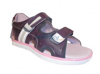 Zvětšit Kornecki 4537 fialová, sandály