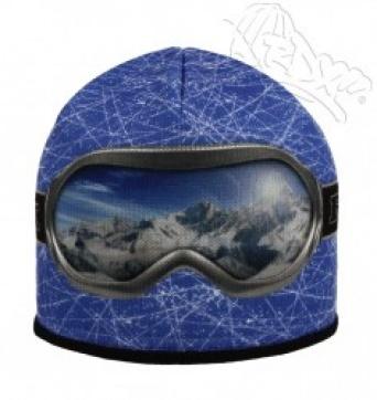 Zvětšit RDX čepice 3560 sv.modrá, chlapecká zimní čepice