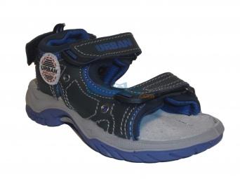 Zvětšit Orion - NT40716 modré, 01 chlapecké sandále