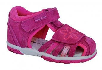 Zvětšit Protetika - Sandra fuxia, letní boty