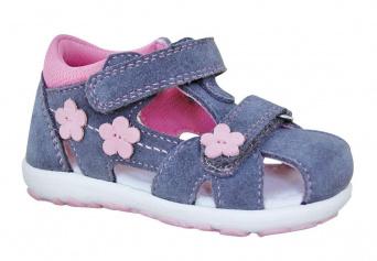 Zvětšit Protetika - Violet grey, letní boty